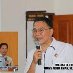Walikota JFE Imbau Masyarakat Pahami Cara Pengolahan Limbah Infeksius Sesuai Edaran MENLHK