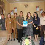 Tim AEF Kunjungi Pemkot Tomohon Tindaklanjuti Kerjasama Dengan Australia-Indonesia Bridge School Partnerships