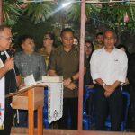 Walikota Tomohon Melayat Ke Rumah Duka Alm. Ibu Antoneta Ogotan