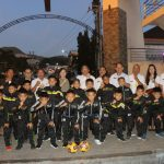 JGE Lepas Tim SSB Bina Putra Tomohon Berlomba Di Turnamen GEAS Tingkat Nasional