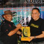 Touring Jelajah Wisata Nusantara, Singgah Di Linow, Gubernur Gorontalo Puji Kota Tomohon