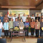 Rembug Paripurna KTNA Kota Tomohon Tahun 2020, PHK Pungus Terpilih Ketua KTNA Kota Tomohon Periode 2020 – 2025