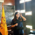 Terpilih Aklamasi, Jilly Gabriella Eman (JGE) Pimpin AMPI Tomohon 2020 – 2025