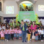 Walikota Jimmy Eman Hadiri Launching Bulan Peduli Anak GMIM 2020 Kota Tomohon