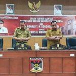 Pemkab Minahasa Doa Bersama Agar Indonesia Pulih dari COVID 19