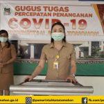 Pemkot Tomohon Imbau Masyarakat Jangan Bangun Stigma Negatif Terhadap Mereka Yang Terkait Covid-19