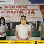 884 Orang ODP Di Tomohon Selesai Di Pantau, PDP Bertambah 4 Orang