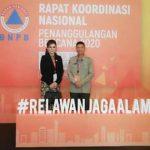 Bupati Christiany Paruntu Hadiri Rakornas Penanggulangan Bencana di Jakarta