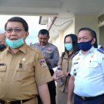 Mangala :  Cegah Penyebaran Covid-19 , 6 Pos Pemeriksaan Kesehatan mulai besok beroprasi di Minahasa
