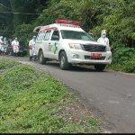 Kapolres Minahasa Situmorang Kawal Langsung Pemakaman Jenazah PDP di Lembean Timur