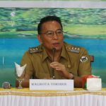Walikota JFE Sumbangkan Gajinya Untuk Penanganan Covid-19