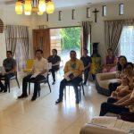 Ibadah Paskah Di Rumah Saja, Walikota JFE: Tidak Mengurangi Makna Kebangkitan Kristus