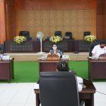 Pansus LKPJ Walikota Tomohon 2019, Rapat Dengan Perangkat Daerah Terkait.