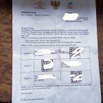 Pemdes Lenganeng Pangkas Dana BST Untuk Warga Jadi 300 Ribu