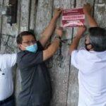 Pemkab Minahasa Tempel Stiker di Rumah Penerima Bantuan Sosial