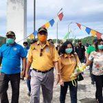 Peduli Warga Terdampak Covid-19, Secara Maraton Gaghana Kunjungi Enam Wilayah Pulau