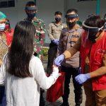 Dinas Kesehatan kembalikan Pasien Covid-19 Kawangkoan Tompaso yang Sembuh Total