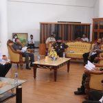 Ketua DPRD Tomohon Djemmy Sundah: Rumah Sakit Harus Tegas Terpkan Protokol Covid-19