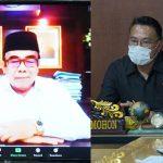 Hadapi Covid-19, Walikota Jimmy Eman Berharap Dukungan Tokoh Agama Sosialisasikan Imbauan Pemerintah