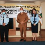 Walikota Tomohon Jimmy Eman Terima Kunjungan Kepala LPKA