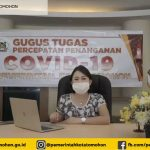 Kasus Positif Covid-19 Masih Bertambah, 21 s/d 22 Juli, Aktifitas Pasar Beriman Wilken Tomohon Dihentikan.