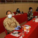 Sekot Lolowang Wakili Walikota JFE Hadiri Rakor Bersama Mendagri