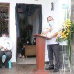 Jajaran Pempot Tomohon Hadiri Pemakaman Almh. Chatotje Wenur-Mundung, Ibunda Dari Miky Wenur