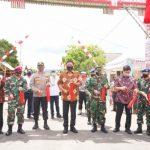 "Kanonang Satu Dicanangkan Sebagai ""Kampung Tangguh Nusantara"" Wakili Minahasa dan Sulut"