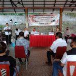 Lakukan Pelatihan Peningkatan Perangkat Desa di Lembean Timur dan Kombi, Ini Kata Mangala