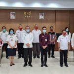 Pemkab Minahasa dan BPJS Kesehatan Lakukan Pertemuan Bahas Kepesertaan