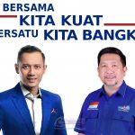 MDB Jabat Plt Ketua DPD Partai Demokrat Sulut, Barisan Bintang Mercy Kembali Bersatu