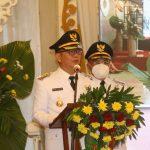 Pasca Dilantik, Walikota Tomohon Terpilih Caroll J A Senduk, Sampaikan Pidato Pertamanya
