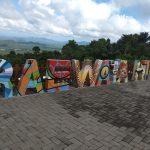 Raewaya, pemandangan luas di tanah Tonsea
