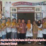 DPRD Batang belajar RTH di Minut