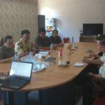 Komisi II DPRD Kota Tomohon RDP Dengan PDAM Dan PD-Pasar