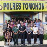 Ciptakan Kamseltibcar Lantas, Wali Kota Eman Minta Jajaran Polri Antisipasi Potensi Pelanggaran