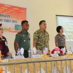 Tingkatkan Kesejahteraan Petani, Eman Buka Sosialisasi Pemantapan Program Dinas Pertanian Perikanan