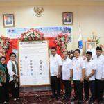 Ketua DPRD Tomohon Miky Wenur Hadiri Koordinasi dan Supervisi Program Pemberantasan Korupsi Terintegrasi