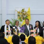 Wali Kota Tomohon Hadiri Perayaan Paskah Dan HUT Ke-27 Jemaat GMIM Sion Woloan