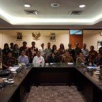 Ketua DPRD Tomohon Pimpin Pansus P3 Konsultasi di Kemendikbud