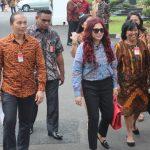 Minut Siap Jadi Tuan Rumah Rakornas Camat Regional I Tahun 2018