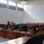 Pemkab dan DPRD Bahas LKPJ Bupati 2017