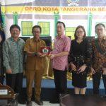 Komisi II DPRD Tomohon Kunker ke Kota Tangerang Selatan-Banten