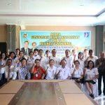 Mandagi Buka Sosialisasi Penjaminan & Business Gathering