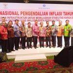 Korengkeng Hadiri Rakornas Pengendalian Inflasi Yang Juga Dihadiri Presiden Jokowi