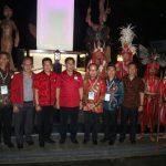 Bupati Mewoh resmikan Tugu Kawangkoan