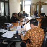 Wenur Pimpin Rapat Banmus Bahas Agenda Kerja DPRD Bulan Juli 2018