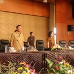 Wali Kota Tanggapi Pemandangan Umum Fraksi, Ranperda LPJP APBD 2017