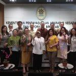 DPRD Tomohon Pansus Pembentukan Susunan Perangkat Daerah, Konsultasi di Kementerian PAN-RB