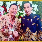 Bertemu Presiden Jokowi, Wali Kota Jimmy Eman Paparkan Keberhasilan dan Tantangan Pembangunan Di Kota Tomohon